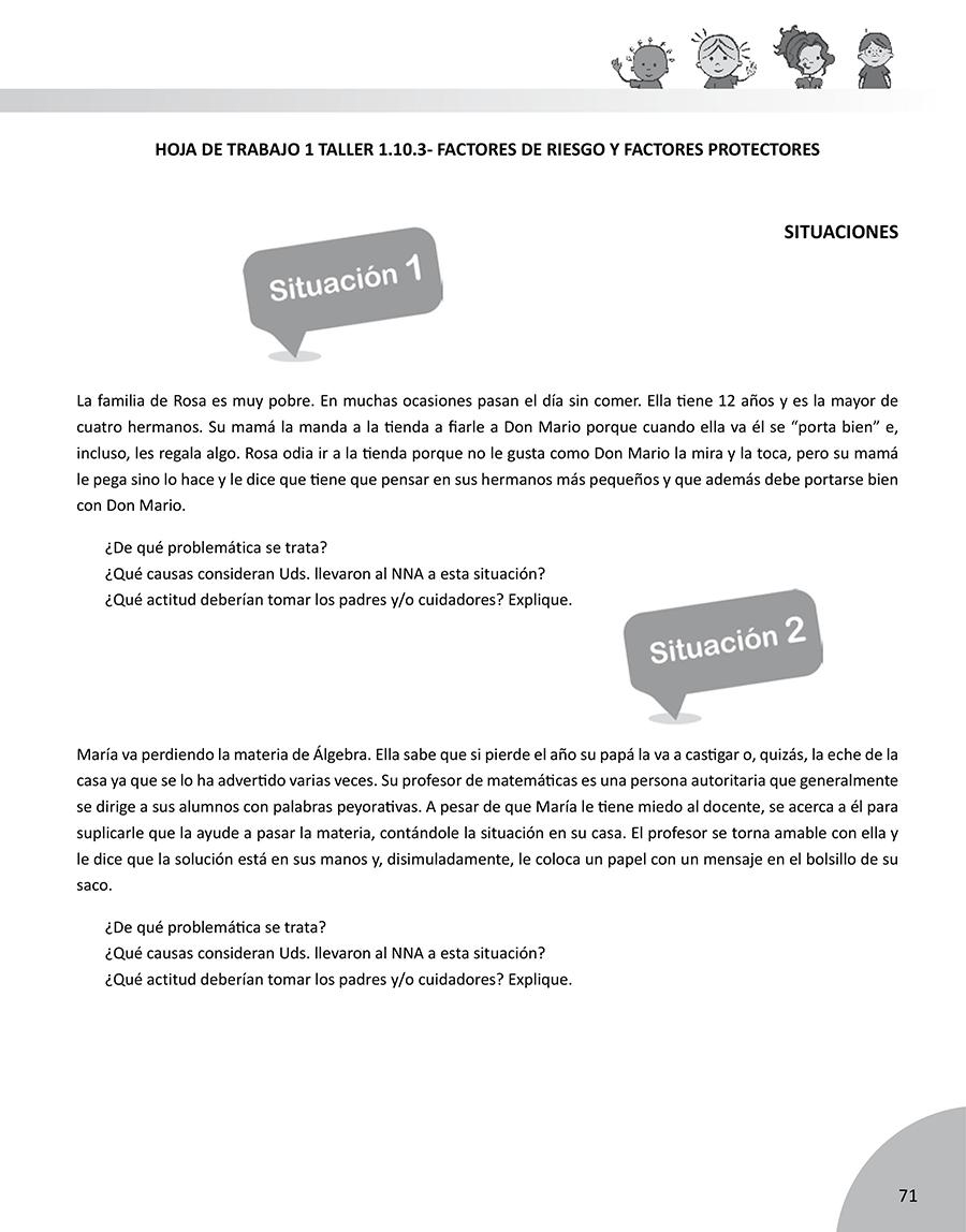 Excelente Factores Que Faltan Hoja De Trabajo Ornamento - hojas de ...